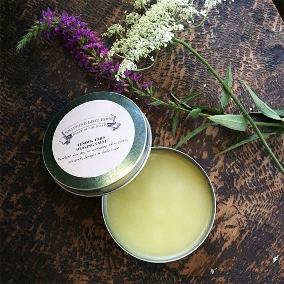 A Little Love Healing Salve is an all-purpose balm for the whole family. Use it to treat and protect dry, chapped and problem skin, tattoos, cuts, bumps and bruises. Its the perfect diaper and baby care balm, and is safe to use with cloth diapers. This salve is very lightly scented with essential oils, and is safe for babies, pregnant women and pets.  Ingredients:  Olive oil infused with organic calendula flowers, beeswax, organic sweet almond oil, essential oils of bergamot, lavender and…