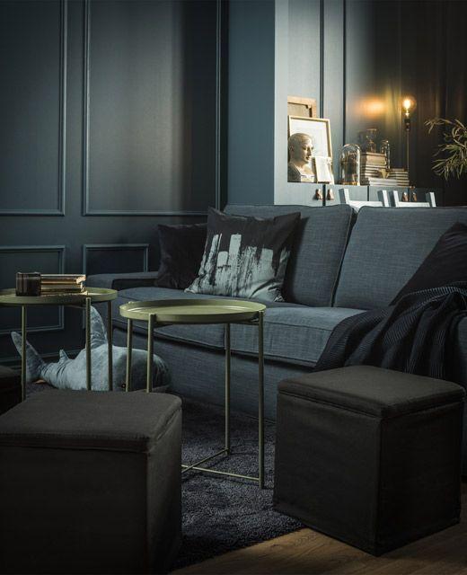 476 besten ikea wohnzimmer mit stil bilder auf pinterest for Sitzlandschaft sofa