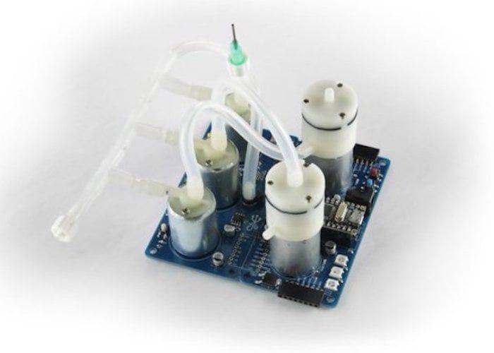 programmable-Air, an Arduino Nano based pneumatics kit