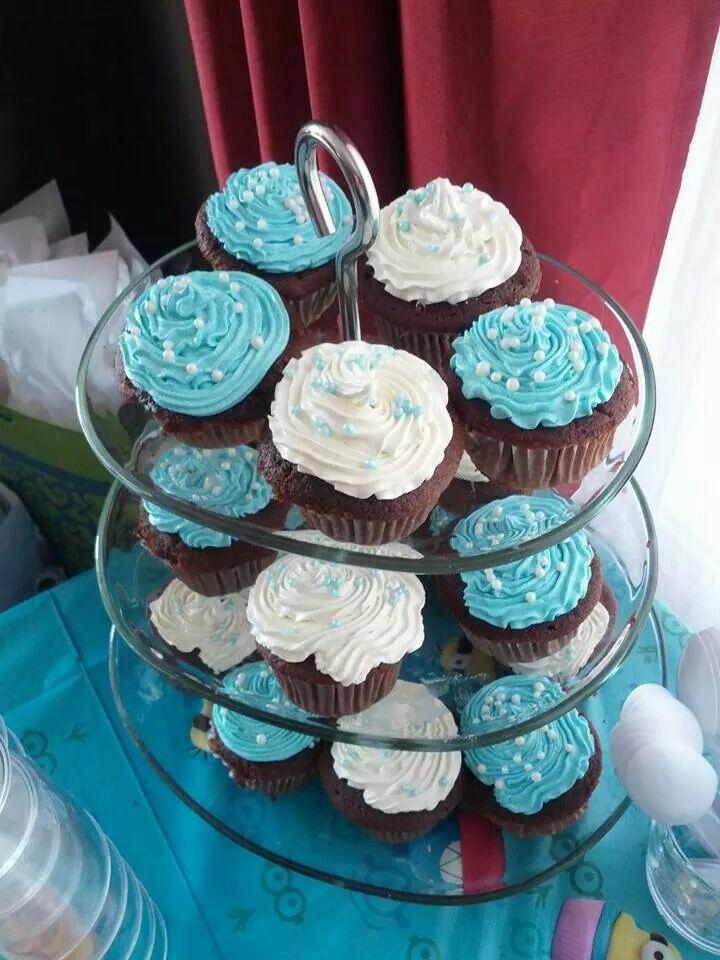 Tour à cupcakes