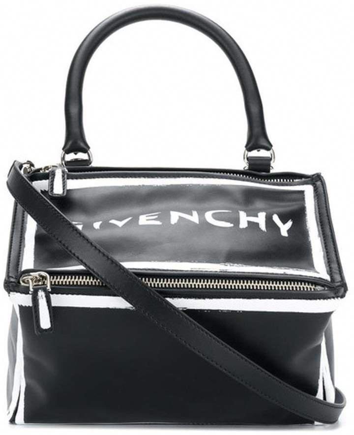1,270 Givenchy Logo Print S Pandora Bag  bags  handbags  shoulderbag   bolsa  style  shopstyle  affiliate  mystyle  Designerhandbags e2468c13c2