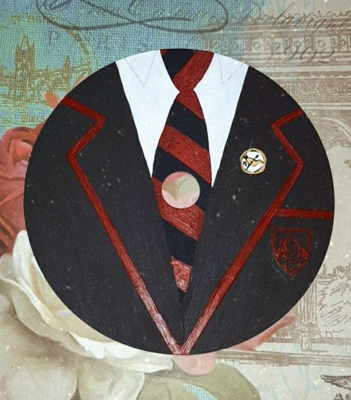Warbler's suit; Glee. Cd Wall Art, Cd Art, Indie Room Decor, Cute Bedroom Decor, Small Canvas Art, Diy Canvas Art, Vinyl Record Art, Vinyl Art, Hippie Painting