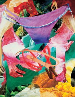 Beach- Jeff Koons