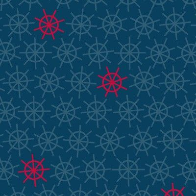 HENRY GLASS & CO INC - Cotton prints - WEEKEND RETREAT ALLOVER - 09