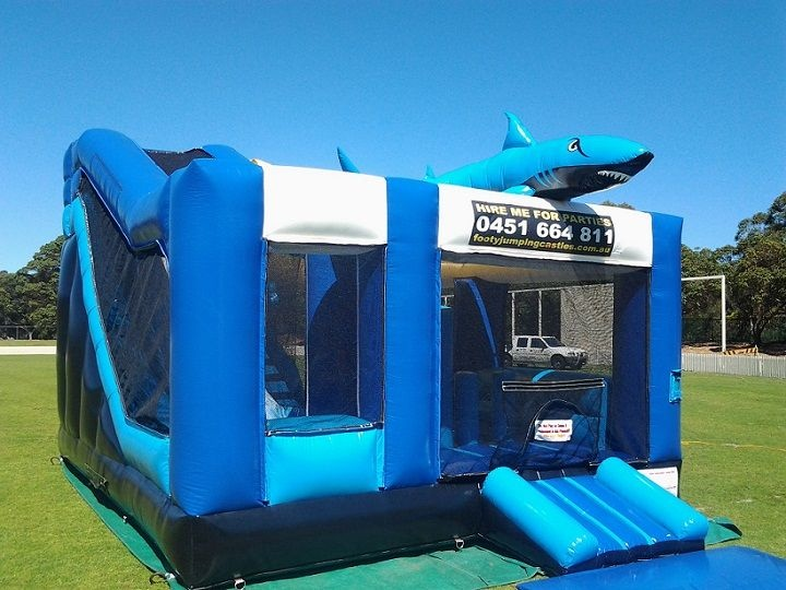 Party Animals Jumping Castles For Kids At Sydney #australia