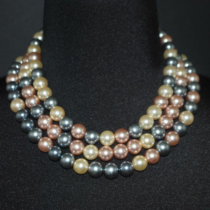 Beaded women's necklace.