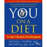 You, on a Diet: The Owner's Manual for Waist Management (Hardcover)By Michael F. Roizen