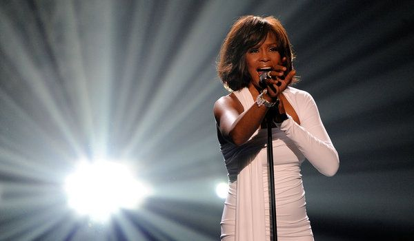 Whitney Houston. Didn't Know My Own Strength.