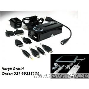 Jual Powerbank AEGO 6600 mAH | Charger Portabel