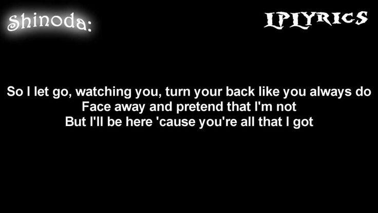 * Linkin Park - Faint [ Lyrics on screen ] HD