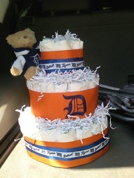 detroit tigers someone Please make this for me when we eventually have a baby!