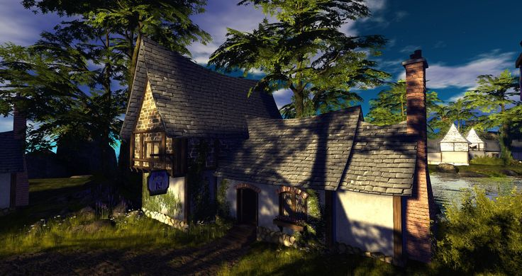 https://flic.kr/p/spGX4J | Fantasy Faire 2015 - Wildhaven Marsh