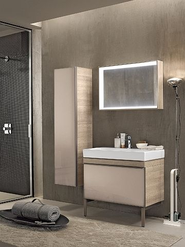 Best Miroirs Images On Pinterest Mirrors Bathroom And Furniture - Meuble lavabo salle de bain allia