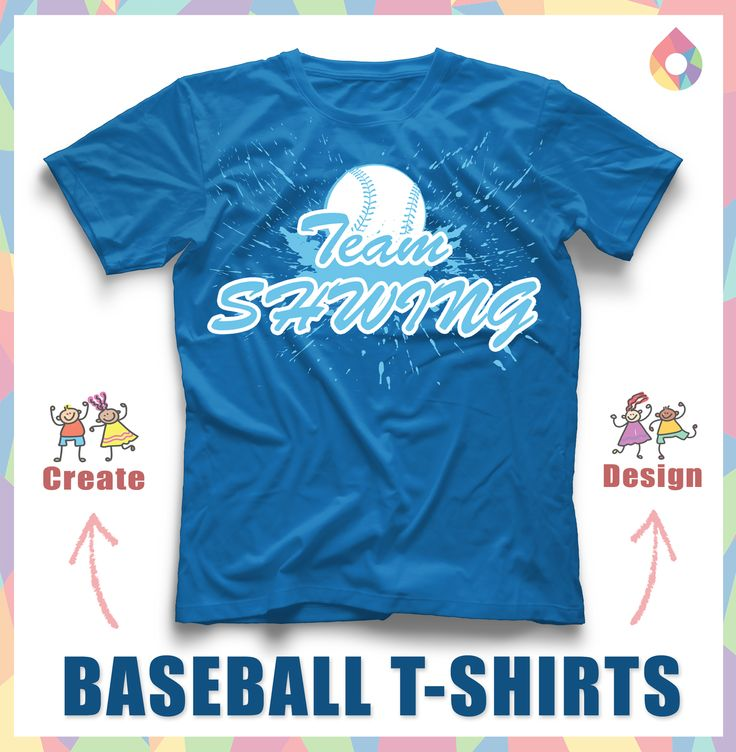 baseball custom t shirt design idea create and design yours today www