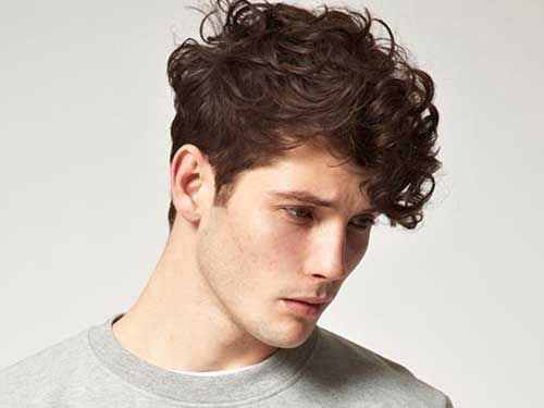 20 Curly Hairstyles for Boys | Curly Men Hairstyles