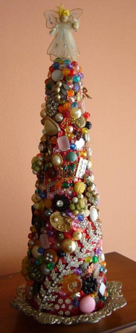 Mens Silk Pocket Square - O Christmas Tree by VIDA VIDA AzGwhXgAIM