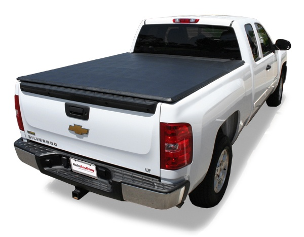 TonnoPro Tri Fold Tonneau Cover - 840+ Reviews on Patriot TonnoPro Truck Bed Covers - Discount Prices + Video Install Guide