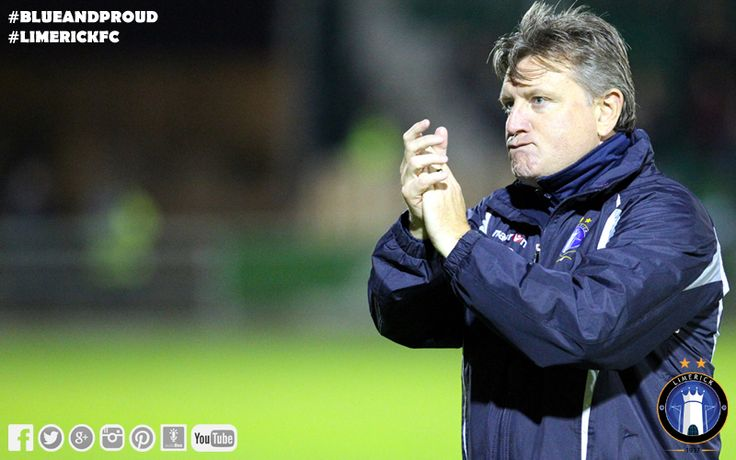 """Playoff Final Preview: Limerick manager Martin Russell says there is """"belief"""" within his group that they can score goals in Donegal, but he hopes the referee is """"big enough for the occasion"""" having been left disappointed with the physical nature of Finn Harps' approach in the first leg. More: http://www.limerickfc.ie/playoff-final-preview-we-have-belief-in-ourselves-russell"""