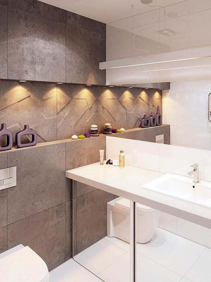 50 best salle de bain images on Pinterest Bathroom, Half bathrooms - petit meuble salle de bain pas cher