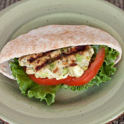 Turkey Feta Burger