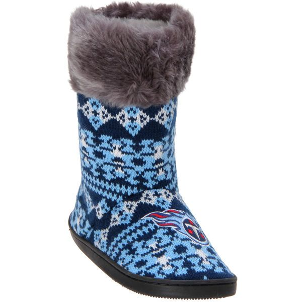 Tennessee Titans Women's Aztec Boots - $34.99