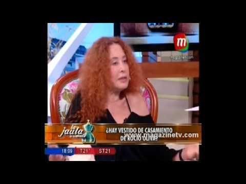 Mureene Dinar nos cuenta cómo fue tener a Rocío Oliva como modelo