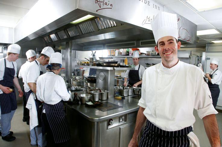 Head Chef Fabrice Uhryn