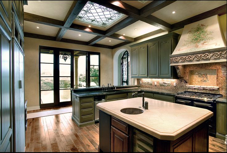 'Old World Charmer' Home Design- Project by Smith Brothers