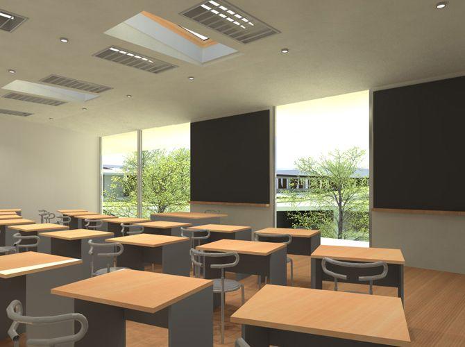 Elementary School Classroom Design Elementary School