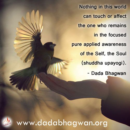 Here are some methods which will help you stay away from worldly miseries. Know more on : http://www.dadabhagwan.org
