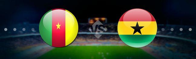 Камерун - Гана. Прогноз на матч 02.02.2017 http://ratingbet.com/prognoz/all/4373-kamyerun-gana-prognoz-na-match-02022017.html   Бесплатный прогноз на матч Камерун - Гана который состоится 02 февраля 2017