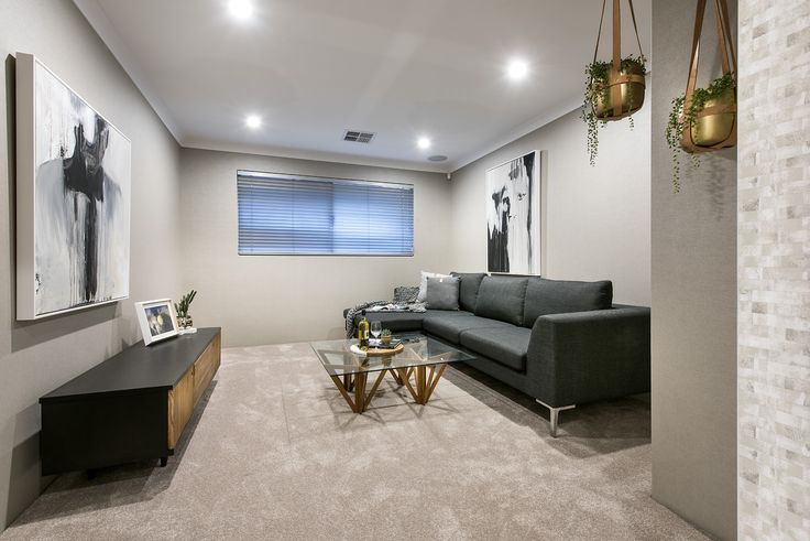 Theatre - Homebuyers Centre Bohemian Display Home - Banjup, WA Australia