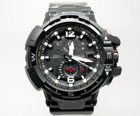 CASIO G-SHOCK GW-A1100-1AJF SKY COCKPIT MVT RADIO CONTROL MULTIBAND 6
