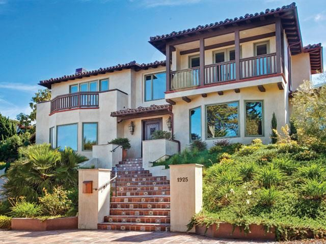 Architectural digest quality custom home for sale in la for Spanish style homes for sale
