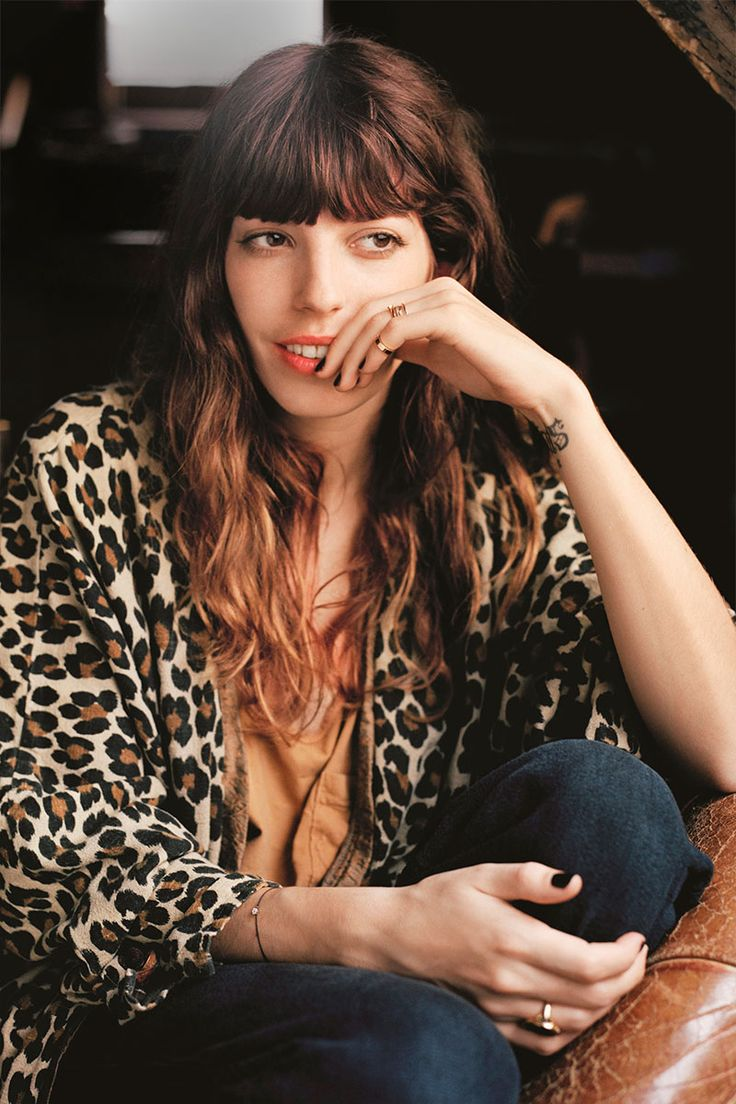 "Lou Doillon Opens Up About Her Music Career, Growing Up Birkin, and ""Desperately Needing Men"""