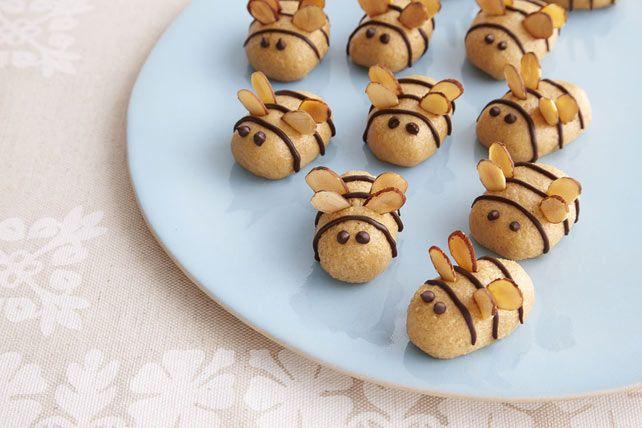 L'engouement pour ces biscuits au beurre d'arachide est-il parvenu à vos oreilles? Idéales pour les célébrations printanières, ces gourmandises au beurre d'arachide et au chocolat disparaîtront dans le temps de le dire!