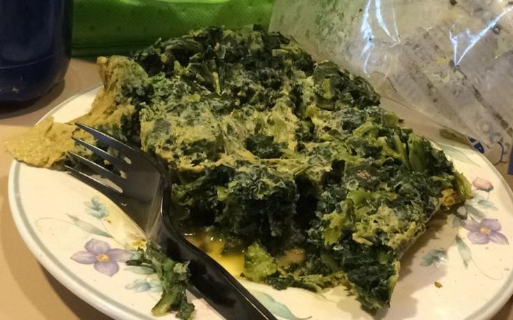 Kale Crustless Quiche | Oil-Free (Phase 2) Recipes | Pinterest | Kale ...