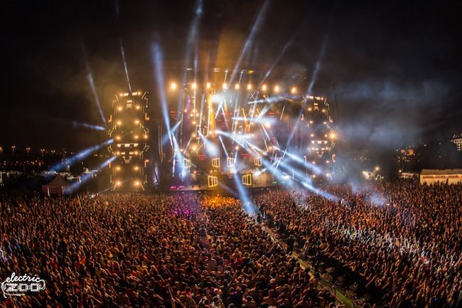 """Electric Zoo, a hugely popular music festival that began in New York, will come to Shanghai in November. """"Electric Zoo: Countdown Shanghai"""" will be held at the Expo Park in Shanghai. Festival organizer Made Event"""