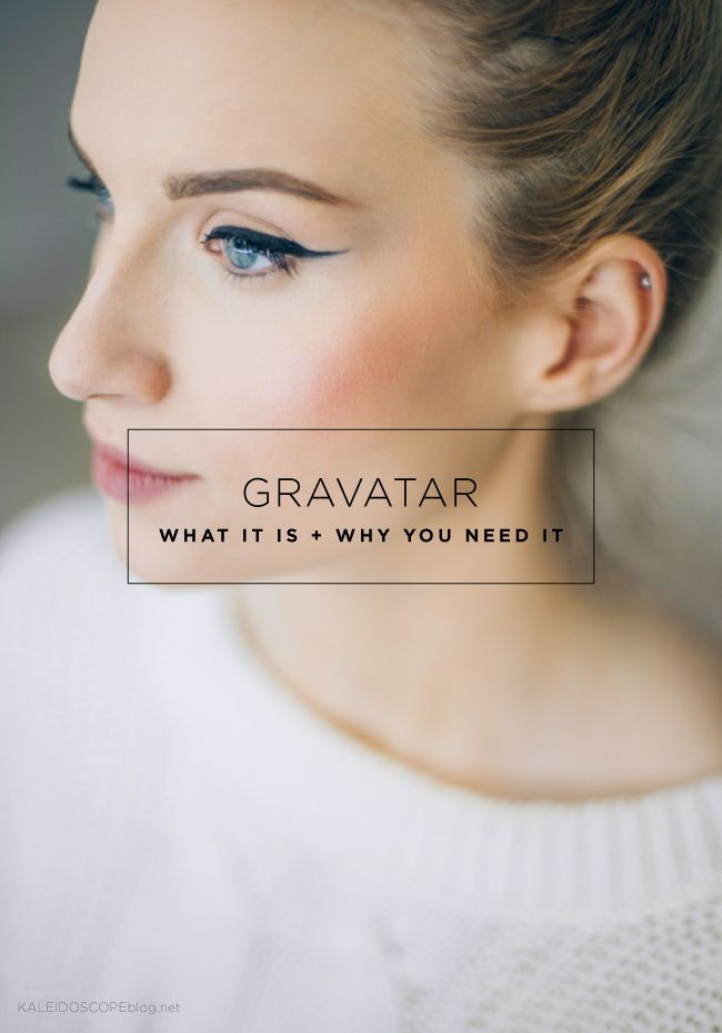 GRAVATAR WHAT IT IS AND WHY YOU NEED IT