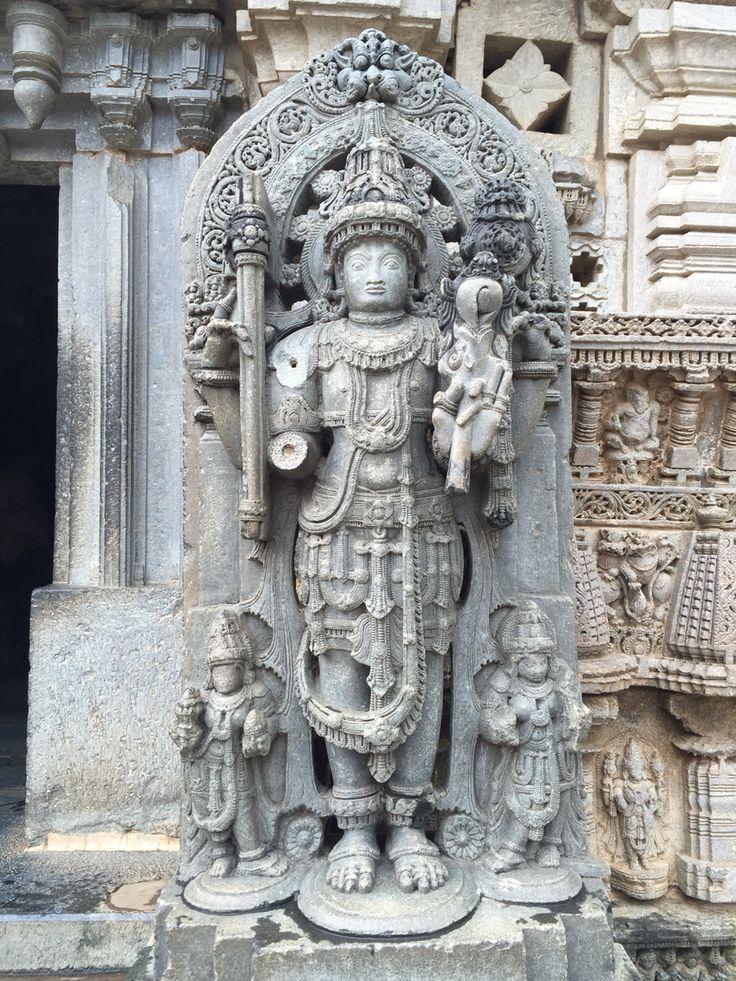 Dwarapalaka - entrance attendant at Somanathapura