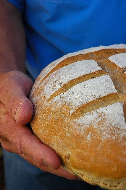 Baking Bread is like therapy....in the kitchen! - My Easy Cooking