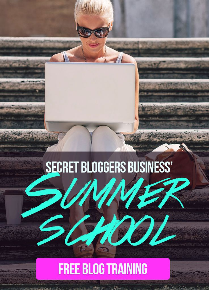 Join our awesome FREE blogging course - learn how to set up your blog to be able to make $5K + a month