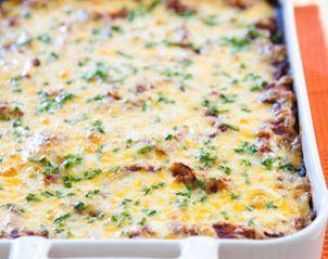 Recette Enchiladas de boeuf gratinées