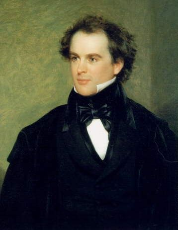 † Nathaniel Hawthorne (July 4, 1804 - May 19, 1864) American short story writer.