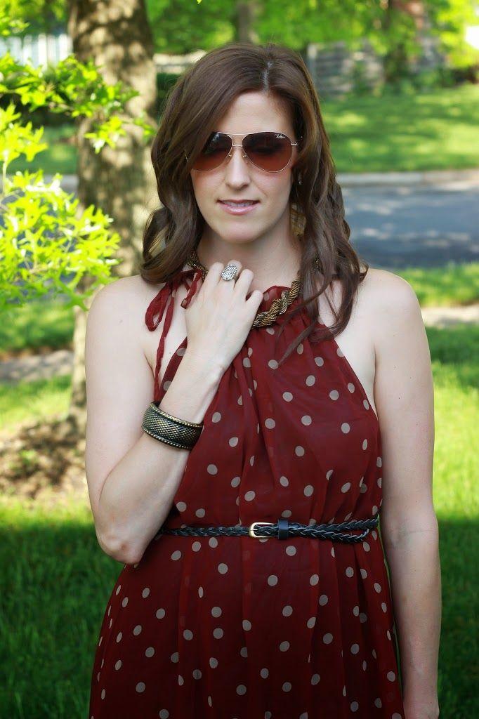 Stylish Saturday: Sammy Dress for Mother's Day - The Fashionista Momma