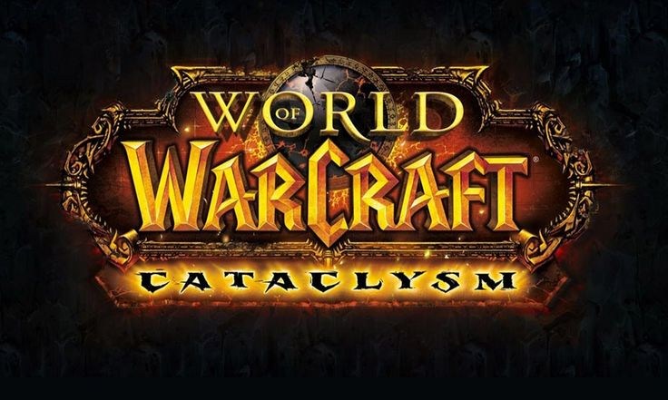 World of Warcraft: Cataclysm Art  Pictures,  Logo