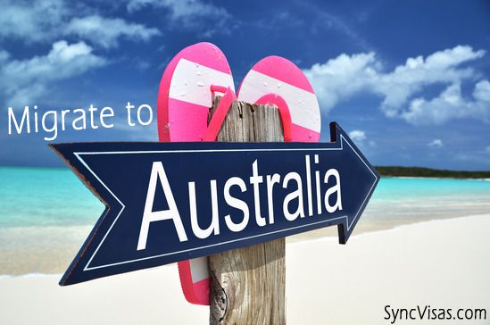 migrate to australia with expert advice by visas consultant lawyer in dubai Syncvisas.com