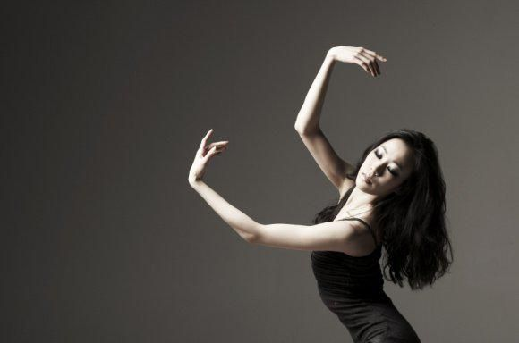 Park Sae-eun, first Korean ballerina to become a member of the Paris Opera Ballet.