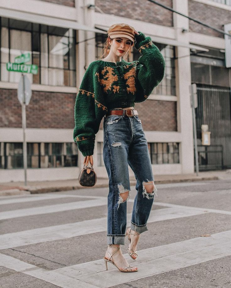 "Jane Aldridge on Instagram: ""I'm team ""jeans that stop just under your boobs"". High rise denim forever👌"" 