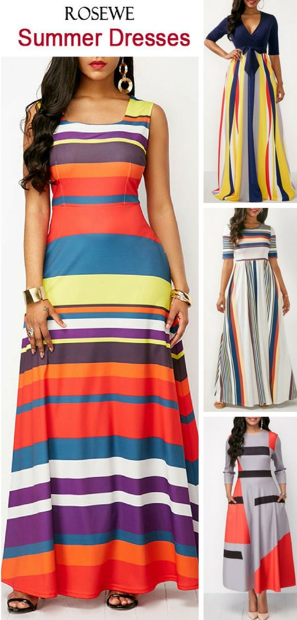 1a7724257c8 FREE SHIPPING... Summer dresses for women at Rosewe.com